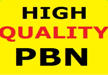 Build Powerful And Permanent 5000 Do-Follow PBN Backlinks