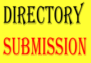 4,500+ Directory Submission SEO Backlinks With DA-PA-TF, 100-40