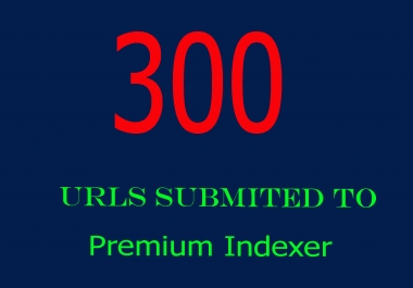 Premium Link Indexer To Help Indexing And Get SEO Backlinks Indexed In Google