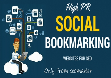 TOP 20 PR8 to PR5 Safe High Alexa Rank Social Bookmark
