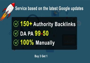 Manually 150 Top High DA Profile Backlinks from DA, PA, 99-50 Site-Skyrocket your Google Ranking