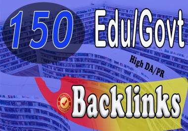 I Will Rank Higher in Google With 150 HQ Permanent SEO Backlinks,EDU Links/Gov Links