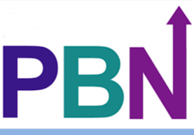 I will 10 homepage PBN backlinks DA 50 DR 50 Plus
