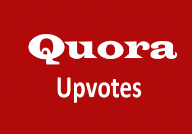 provide 30 quora votes for only fee