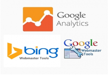 I will verified and setup your website google analytics, google and bing search console