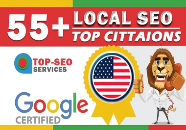 Top 55 USA Local Citations Manually For Local SEO