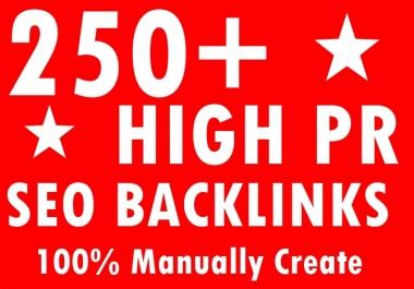 250+ High PR Backlinks for Boost your Google Ranking-Top SEO Backlinks service in seoclerk