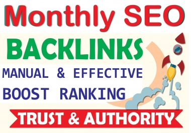 Ultimate Monthly SEO Campaign to Boost your Google Ranking