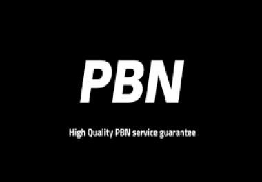 Manually Created 10 PBN Da 15 Plus 50 PBN Backlink High Authority Domains for