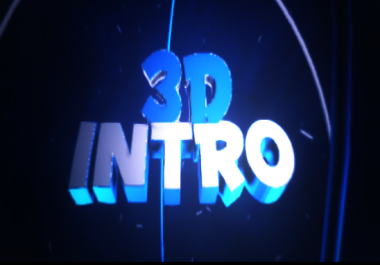 Create You An Amazing 3D Intro Videos in Panzoid