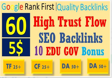 Provide Titles And Tags To I will do 60 high trust flow backlink,high tf cf liOptimize Etsy Shop SEO