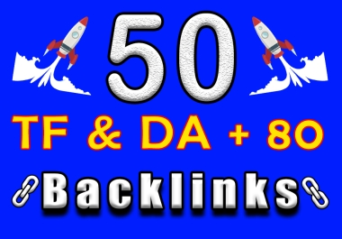 SEO Optimization With 50 Manually Created Permanent Profile Backlinks on DA 60+ Domains