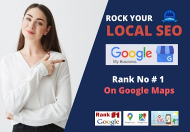 I will create 300+ google maps citations for ranking gmb and local business SEO for $20