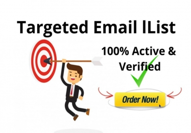 collect niche targeted email list