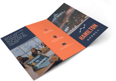Get Professional Trifold Brochure