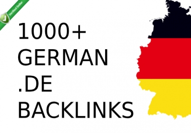 High PR DA German seo backlinks with keyword related content..