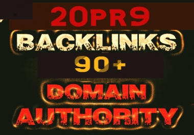 I will done manually 20 Pr9 High SEO Authority Backlinks - Fire Your Google Ranking