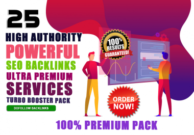Create 25 HQ Profile Backlinks Manually For Website SEO