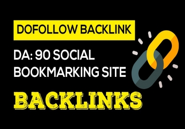 do 30 plus social bookmarking submission with high quality backlinks