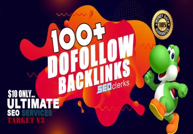 Build 100 High DA PA 90+ Profile Backlinks Manually