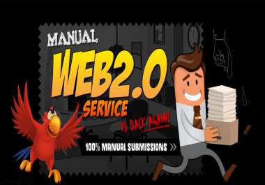 Boost your Ranking With High DA 20 Web2.0 backlinks