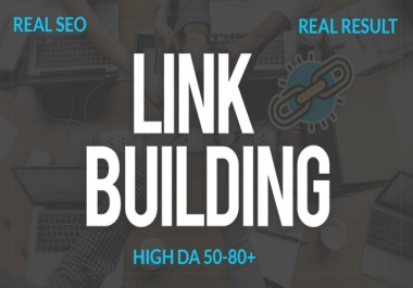 I will create 50 pr9 high authority backlinks