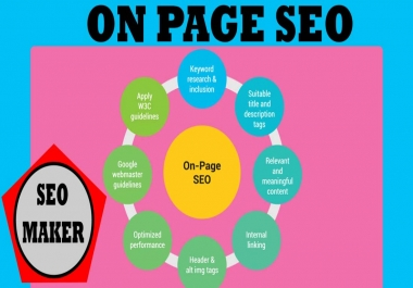 I will do on page SEO and technical on page optimization of WordPress website with yoast / rank math