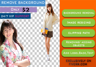 2 Images Background Removal And color Change