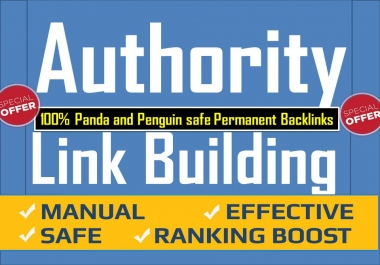 2020 Latest Package, 60 High Quality Authority Backlinks SEO Link Building, First Page Ranking NOW