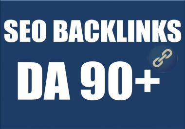 Google SEO Your site with PR10 TO PR9 High DA 90+ High Authority SEO Backlinks Ranking NOW Page1