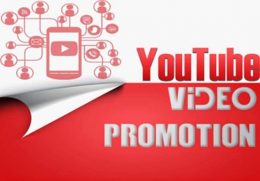 Instant YouTube package promotion All in one service Non drop