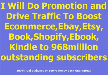 do shopify store marketing, shopify traffic to boost shopify sales