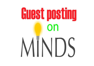 I will write and publish guest post backlinks on Minds.com or Minds