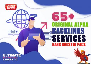 65+ OMEGA V3 SEO Backlinks To Promote Your Website Ranking