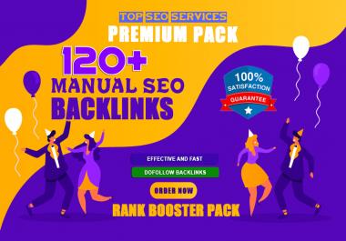 Manually Create 120 pr9 da 90+ dofollow profile backlinks