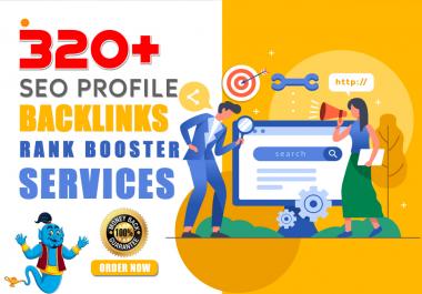 320+ High DA100 to 40 SEO Backlinks for Rank Your Website on SERP