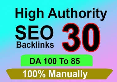 I will rank your website with high quality dofollow and pr9,edu.gov profile backlinks link building