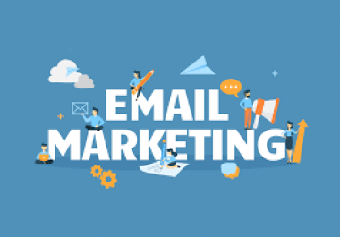 Provide you world wide 1000 Email list for your brand business by Email Marketing