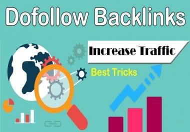 I will do manually 850 blog comment backlinks