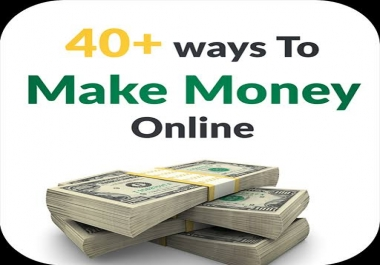 The best deal 2020 I will Give you CPA,AFFILIATE MARKETING, AMAZON, and more methods.