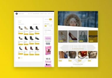Wordpress Fashion store installation + Bonus
