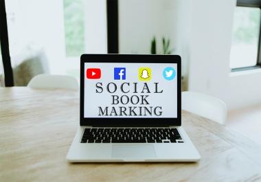 I will create 10 social bookmarking backlinks