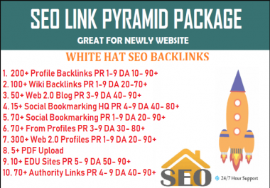 Total 1000+ HQ Links Google 1st page Ranks by exclusive Backlinks by Unique Domain