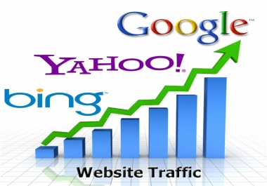 Drive 15 Millions Real visitors Traffic for any websites or blogs