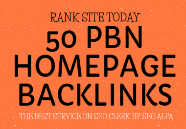 50 powerful high da pa tf cf dr white hat quality dofollow backlinks link building service