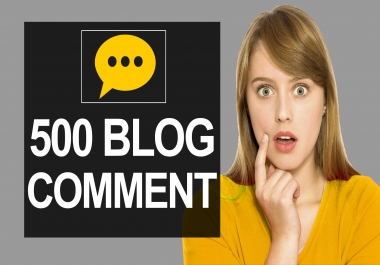 500 High TF CF Manual Dofollow Blog Comments Seo Dofollow Blog Comments Linkbuilding Backlinks