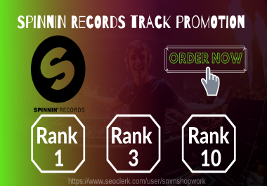 SUPER FAST 100 Spinnin records talent pool votes on your contest