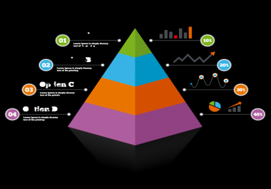 Provide 3 Tier Link Pyramid Best for your SEO of Type 4