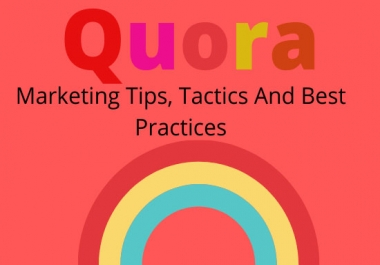 Promote your Business with 10 High Quality quora Answer for $10