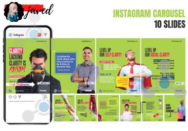 Create Instagram Carousel Posts
